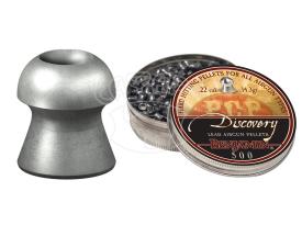 Пневматические пулиBenjamin Discovery k .22 500 шт. купить