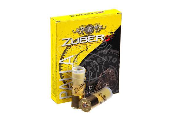 Патрон пулевой подкалиберный Zuber Sabot Slug Plus 12/70 27 гр.