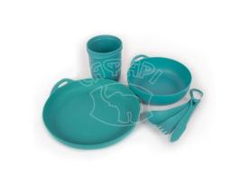 Набор посуды Sea To Summit DELTA CAMP SET PACIFIC BLUE купить