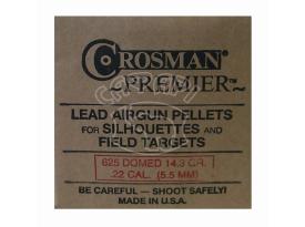 Пневматические пулиCrosman Premier k .22 625 шт. купить