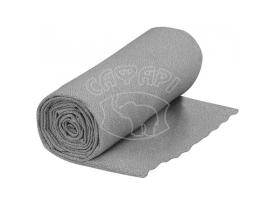 Полотенце туристическое Sea To Summit Airlite Towel Grey XL купить