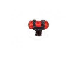 Красная оптоволоконная мушка Stil Crin 3 мм купить