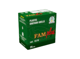 Дробь FAM Pionki Fam Plus 32 гр. 12/70, №3/0 купить
