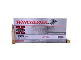 Патрон Winchester k.223 Rem (PSP 55gr) купить
