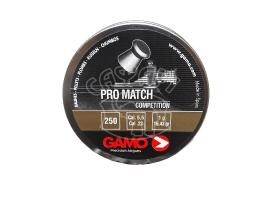 Пневматические пулиGamo Pro Match k .22 250 шт купить