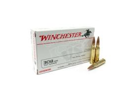 Патрон Winchester k.308 win 147gr FMJ купить