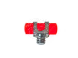Красная оптоволоконная мушка Stil Crin 2,6 мм купить