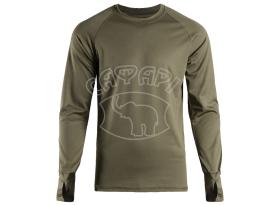 Футболка с длинным рукавом Camo-Tec Long sleeve CoolPass Olive купить