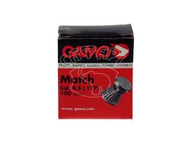 Пневматические пулиGamo Match k .177 100 шт купить