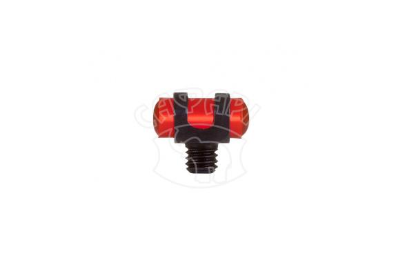 Красная оптоволоконная мушка Stil Crin 2,6 мм