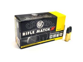 Патрон RWS .22 LR Rifle Match купить