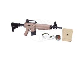 Винтовка пневматическая Crosman M4-177KT tan купить