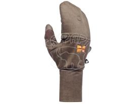 Ветронепроницаемые рукавицы с отворотом Hillman купить