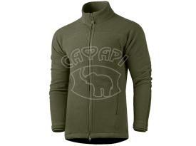 Флисовая кофта Camo-Tec Jacket Jacquard Fleece Olive купить